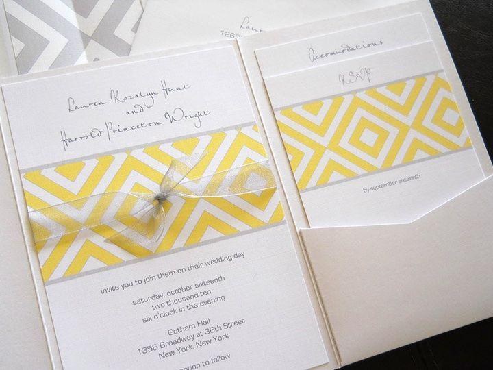 Tmx 1341598888206 Diamondspocket2 Ventura wedding invitation