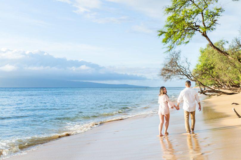 Lahaina, Hawaii Engagement