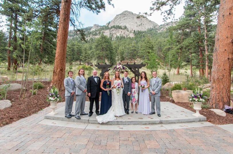 Estes Park, Colorado Wedding