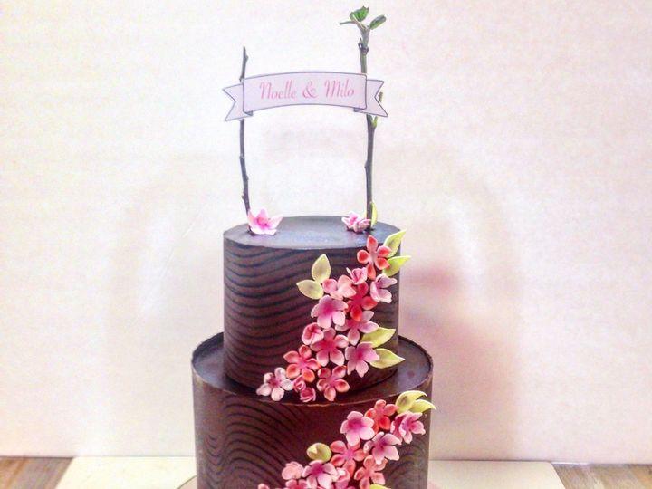 Tmx 1467000818892 Img5189 Point Arena wedding cake