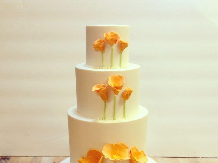 Tmx 1467000896896 Img4438 Point Arena wedding cake