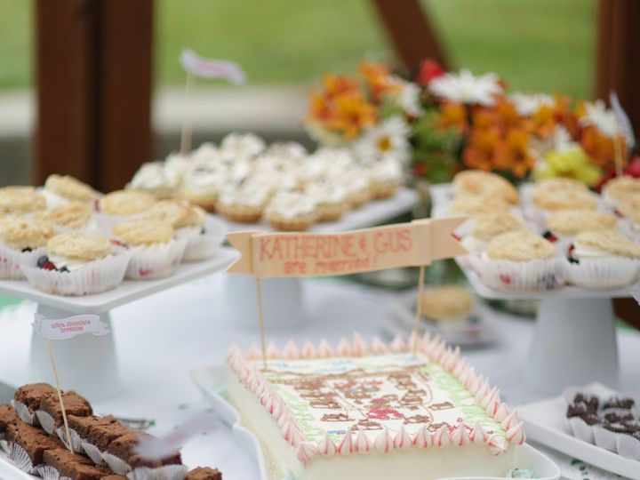 Tmx 1467000924424 Img4815 Point Arena wedding cake