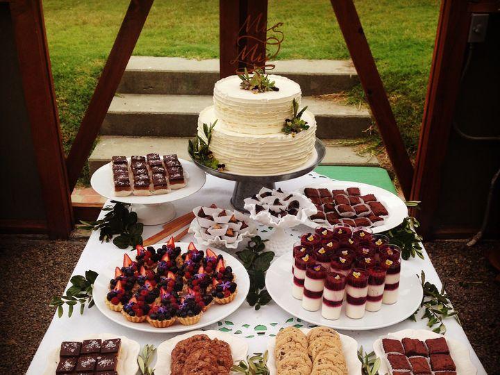 Tmx 1467000929667 Img4738 Point Arena wedding cake