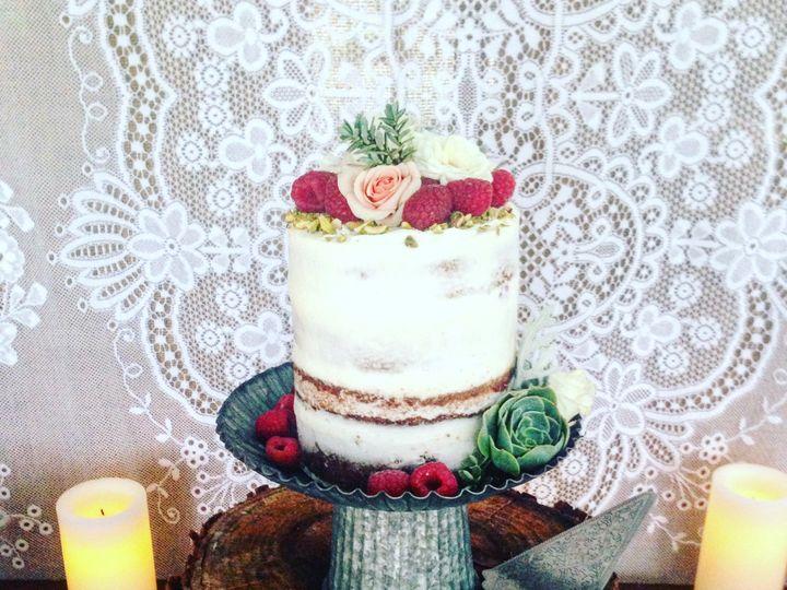 Tmx 1467000999346 Img5605 Point Arena wedding cake