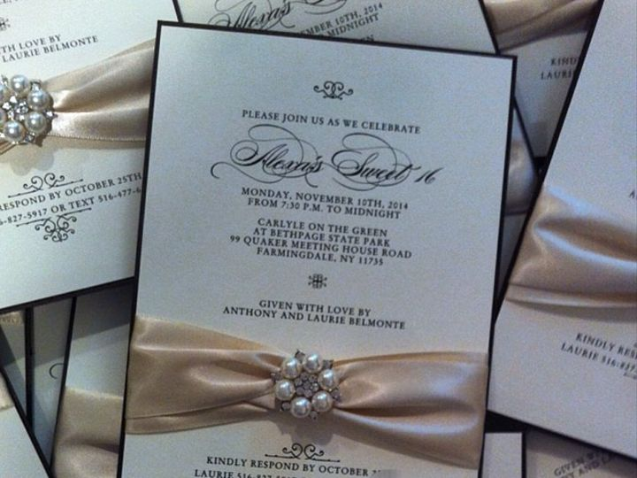 Tmx 1414104008788 106722451015467230445560280400915605829709n Forest Hills wedding favor