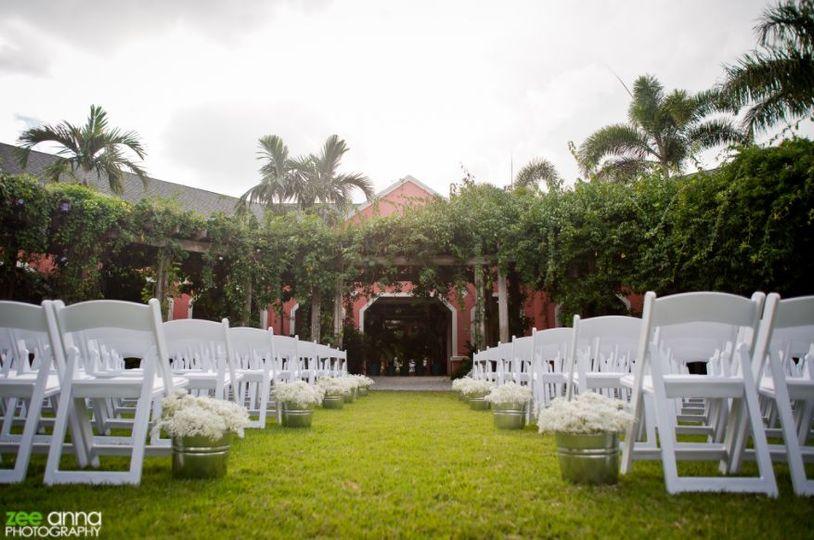 Naples Botanical Garden - Venue - Naples, FL - WeddingWire