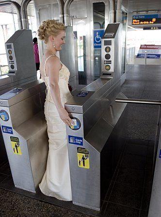 This bride