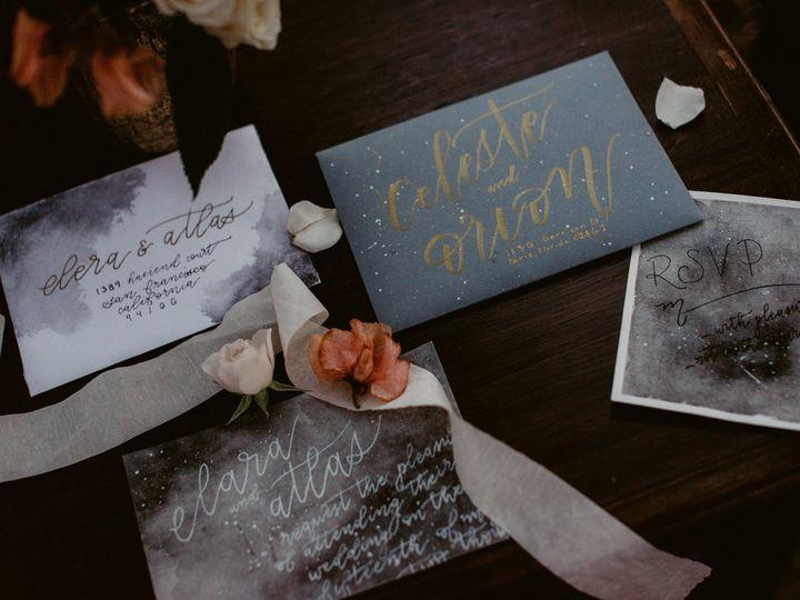 Tmx 1521673759 Ff2e652e1edc4853 1521673756 E7f592b323aff62f 1521673755805 4 Star Crossed Lover Los Osos, California wedding invitation