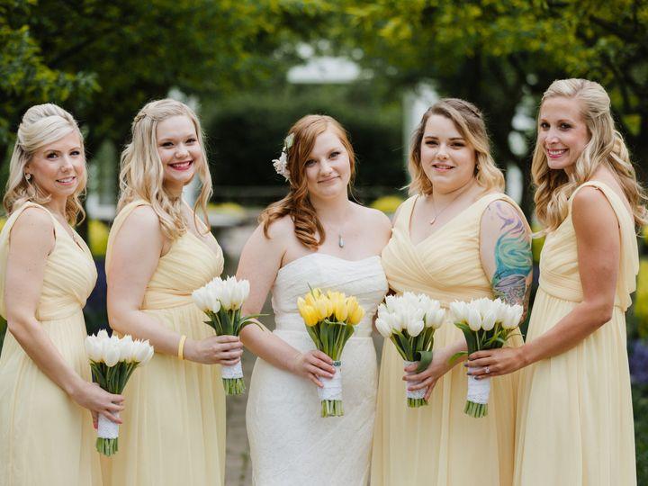 Tmx 1503346525993 Jessicarayweddingmichelemaloneyphotographybloomsby Watchung, New Jersey wedding florist