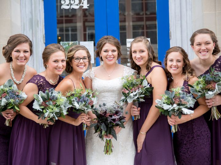 Tmx 1503347012374 Meagan Lee Wedding Bloomsbythebox Tiffanyljohnsonp Watchung, New Jersey wedding florist