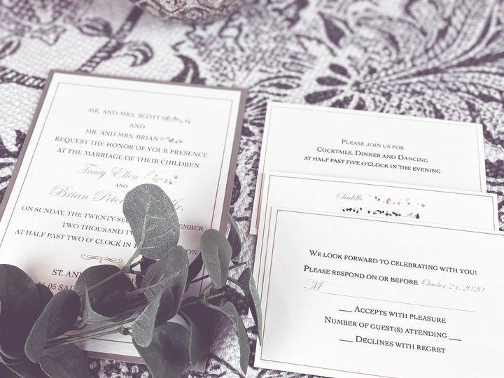 Tmx 53778eec A08b 4c19 9b68 45550027aa18 Rw 1920 51 1985617 159867402895042 Matawan, NJ wedding invitation