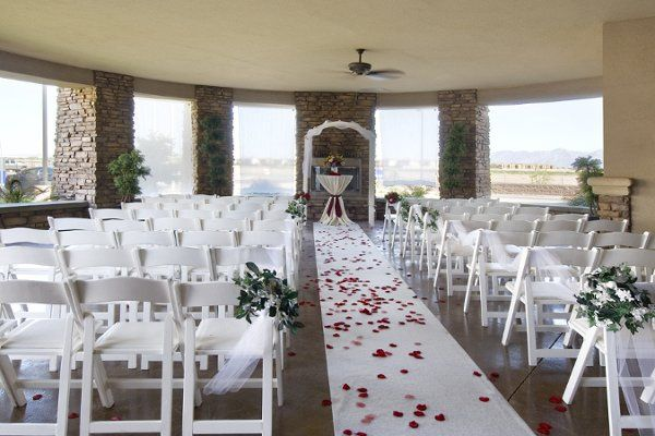 The Avondale Terrace is the perfect outdoor setting for wedding ceremonies of up to 100 guests.  The...