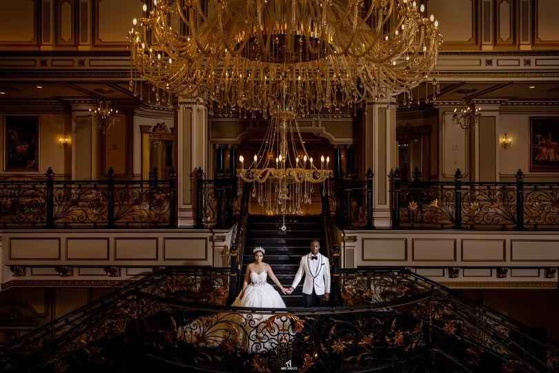 The Legacy Castle Wedding