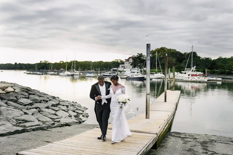 Glen Island Harbor Club Weddin