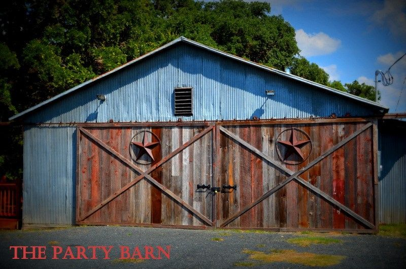 The Party Barn