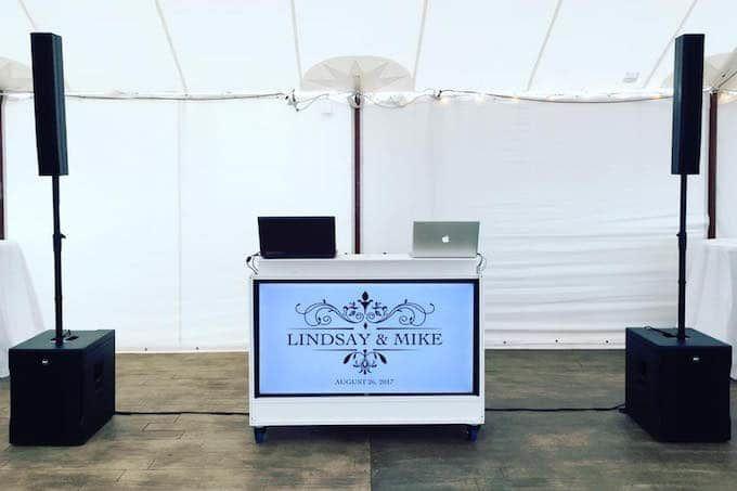 Tmx 1528733604 4b3f74e6bccad397 1528733603 6fd212fd75cfae22 1528733596977 3 Maine DJ Setup 2 Portland, Maine wedding dj