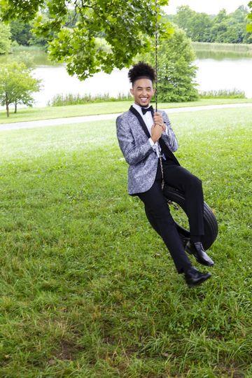 M-one division tuxedo