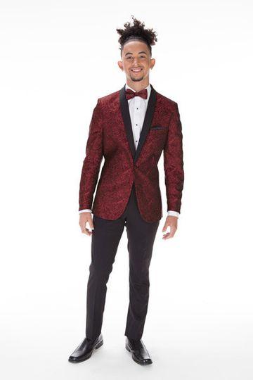 M-one division tuxedo rentals