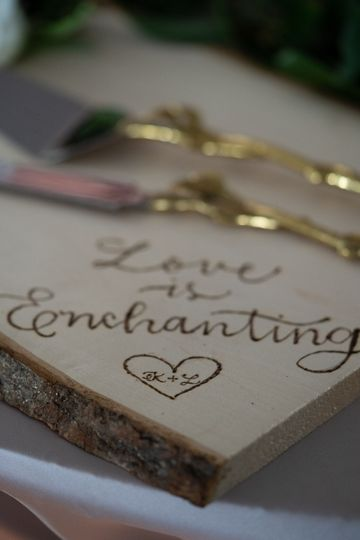Love is enchanting