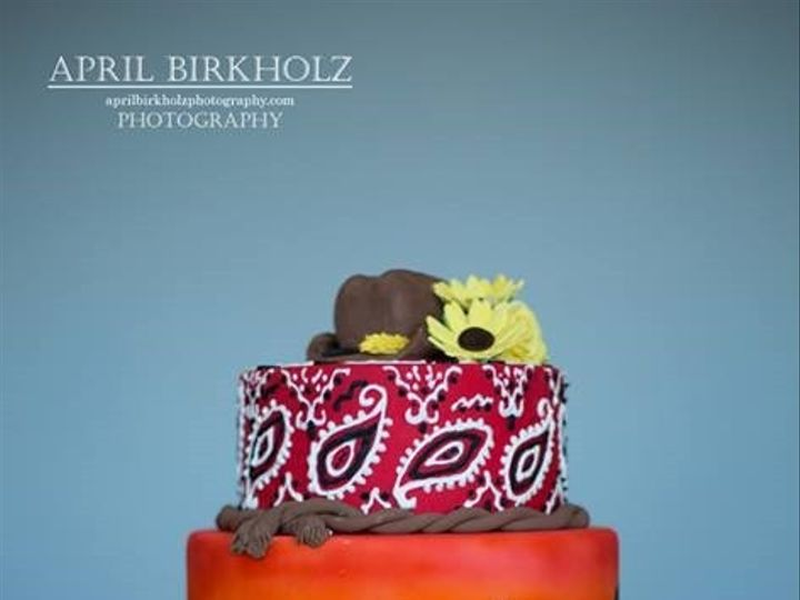 Tmx 1418946171388 Buckaroo 2 Dallas wedding cake