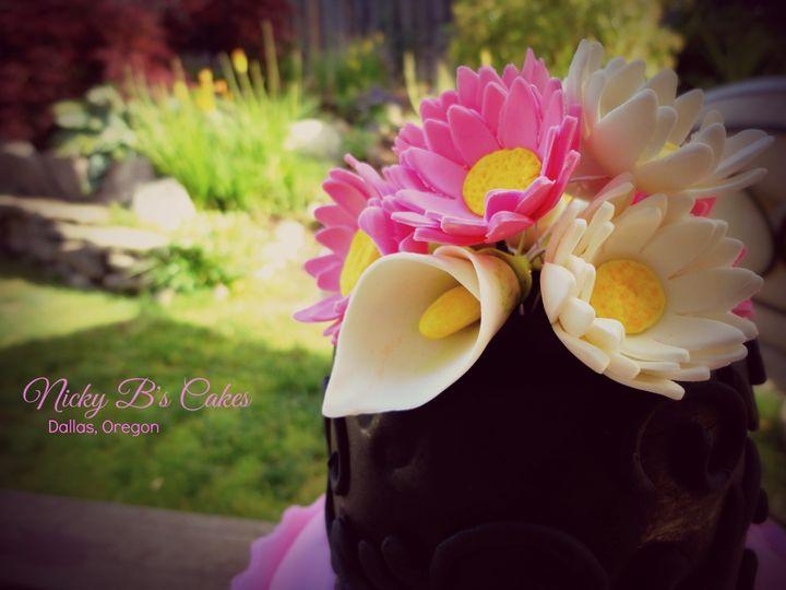 Tmx 1418946188179 Dsc04665 Dallas wedding cake