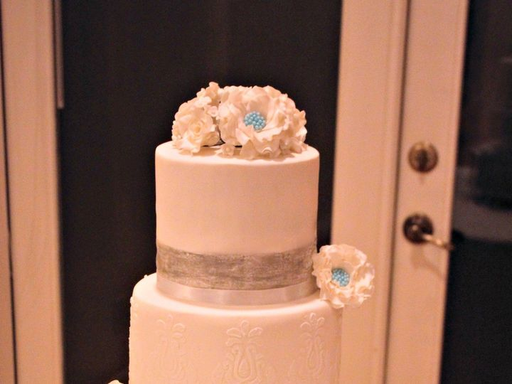 Tmx 1474998197254 Img2782 2 Dallas wedding cake
