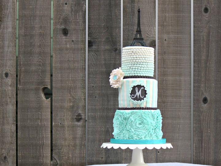 Tmx 1474998205825 Img3218 2 Dallas wedding cake