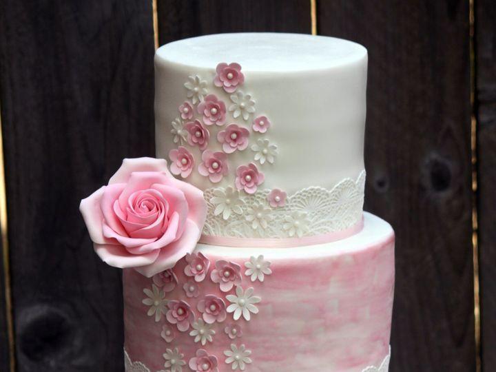 Tmx 1474998289821 Img3840 2 Dallas wedding cake