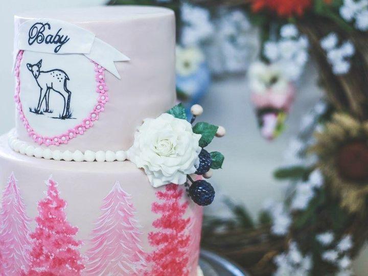 Tmx 1474998313434 Img7862 Dallas wedding cake