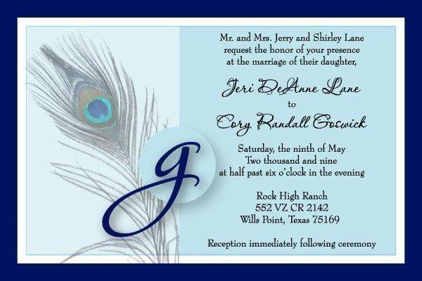 Goswick Invite