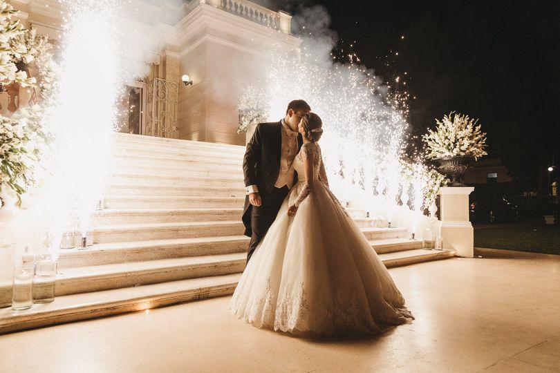 Wedding at Quinta Montes Molin