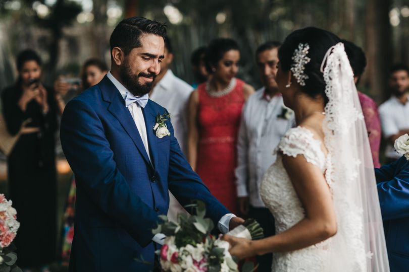 Wedding at Hacienda Teya