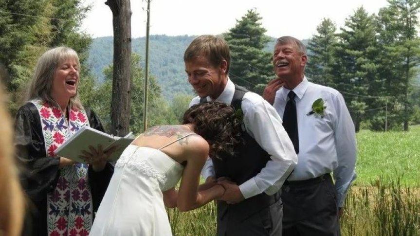 chrystal celebrations officiant ellijay ga weddingwire