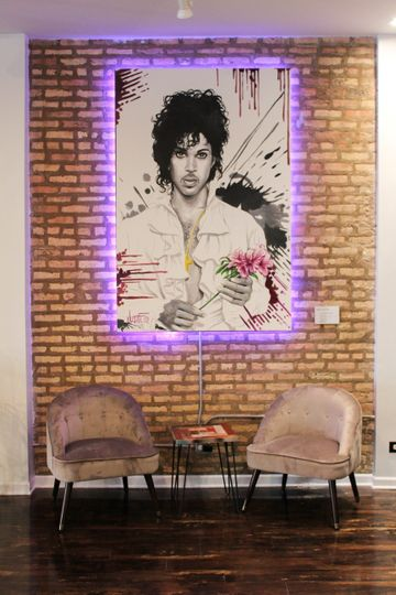 Prince section