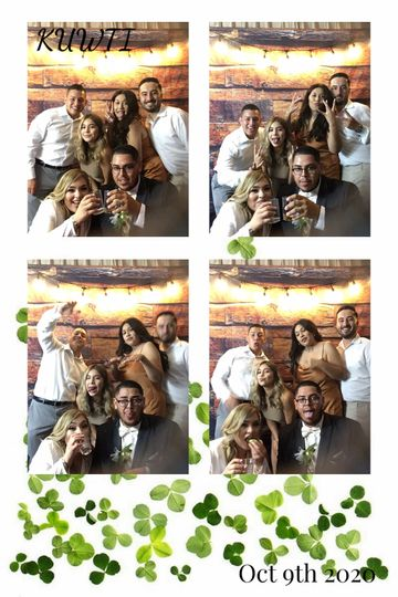 A fun wedding