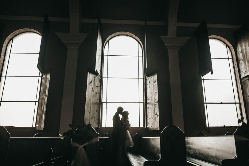Sanctuary interior
