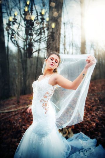 Bridal fine art