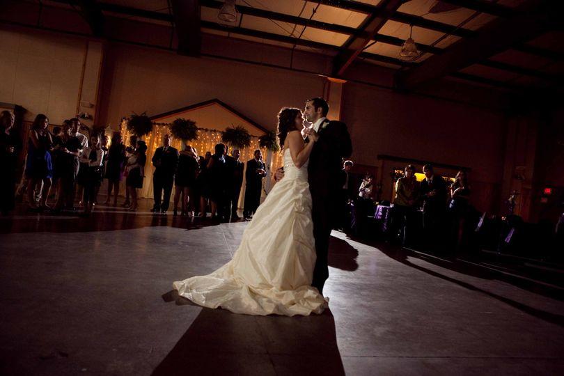 Bride + Groom First Dance