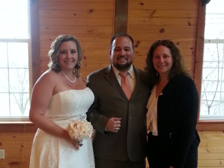 Tmx 1389145809227 Karen And Sheri Wedding Pictur Nottingham wedding officiant