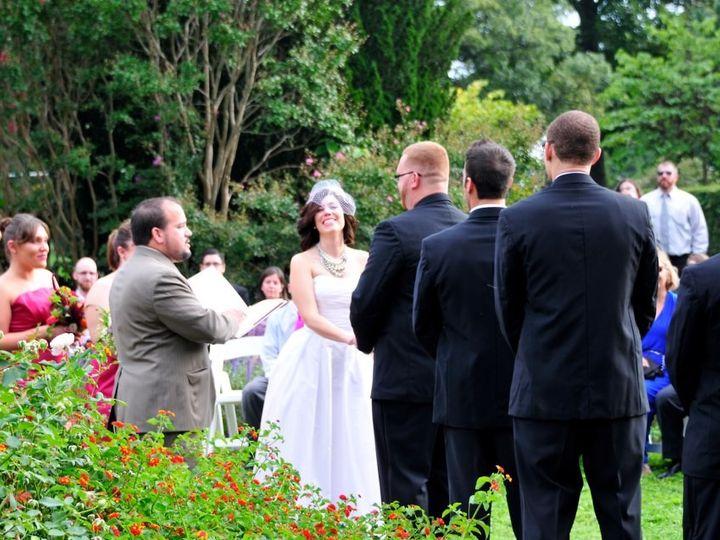 Tmx 1389145868619 David And Toni Weddin Nottingham wedding officiant