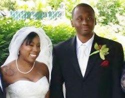 Tmx 1401566510291 Vanetta And Damon Wedding Picture 2 Nottingham wedding officiant