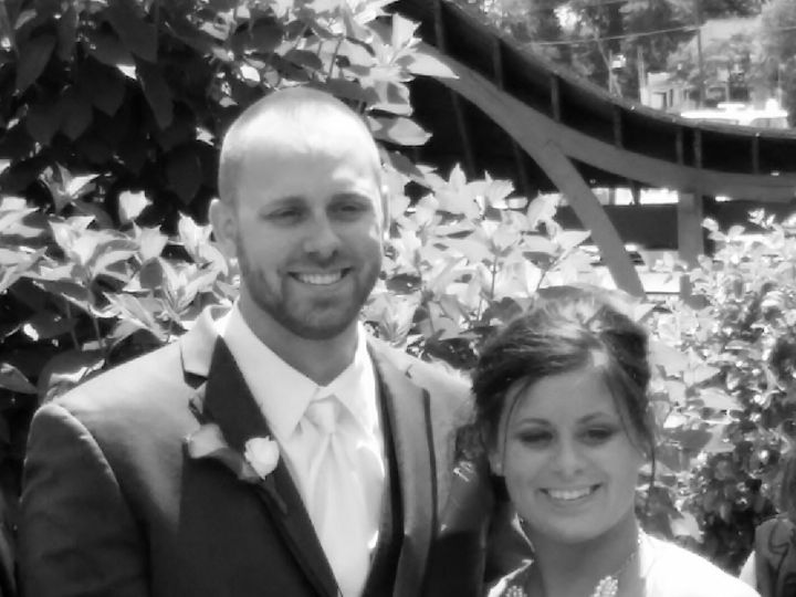 Tmx 1401566518383 Kristen And Andrew Wedding Picture Nottingham wedding officiant
