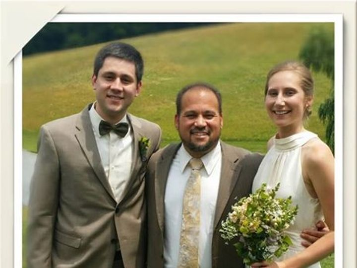 Tmx 1403963264662 Amanda And Kevin 6 27 Nottingham wedding officiant
