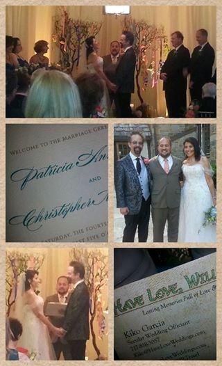 Tmx 1403963322640 Trish And Chris Collage Nottingham wedding officiant