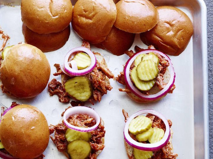 Tmx 1517590144 8ee8990d3922dab6 1517590142 7c0fa6734e238659 1517590142747 3 Pulled Pork Slider Montpelier, VT wedding catering