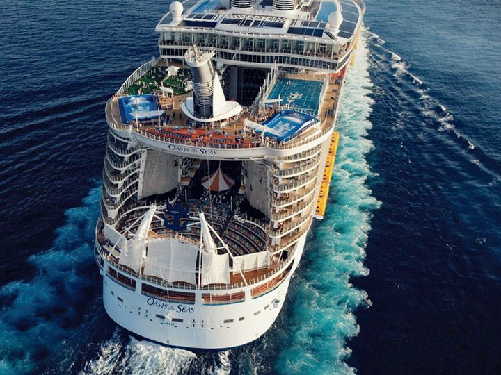 Royal Caribbean's Oasis of the Seas! If you are looking for adventure, fun, and romance, this is the...