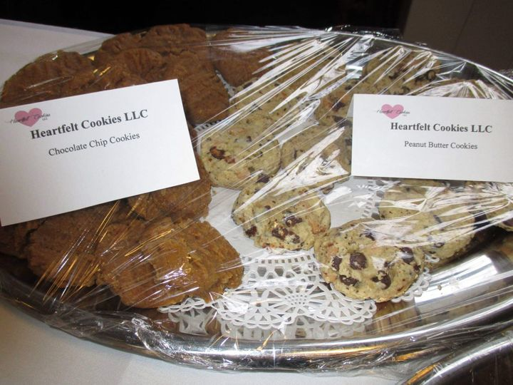 Tmx Platter Chocolate Chip Cookies And Peanut Butter Cookies 51 1952717 158594215315098 Farmington, ME wedding favor