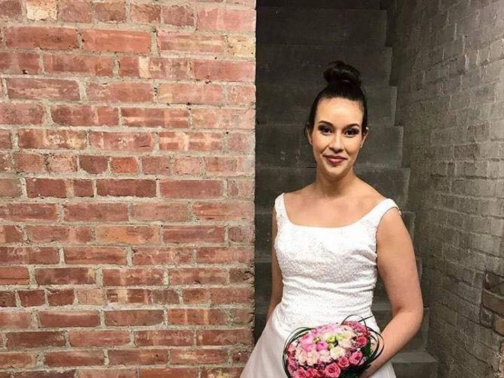 Tmx 1491929110509 Bridal Bouquet808520n New Windsor, NY wedding florist