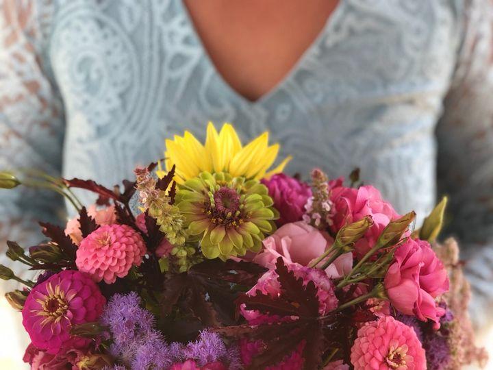 Tmx Bridesmaid Bouquets 51 1073717 1565204015 Fowlerville, MI wedding florist