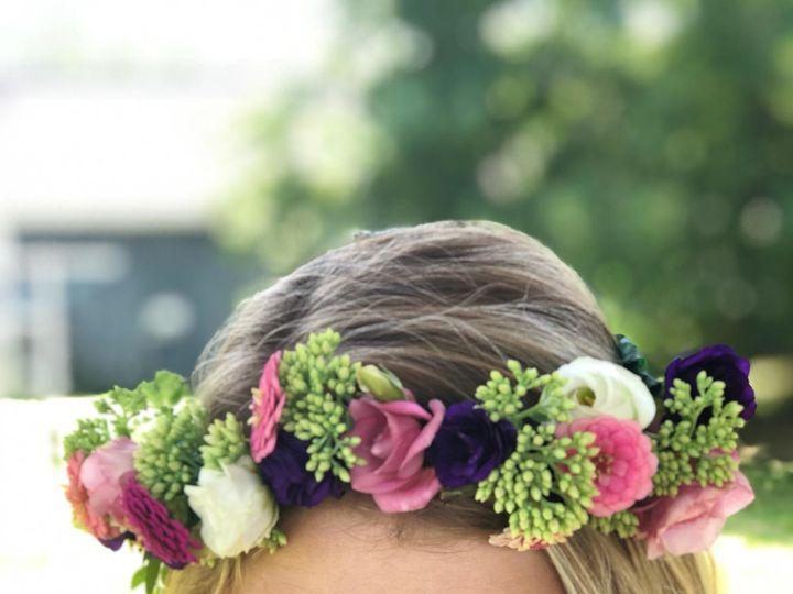 Tmx Flower Crown 51 1073717 1565204012 Fowlerville, MI wedding florist